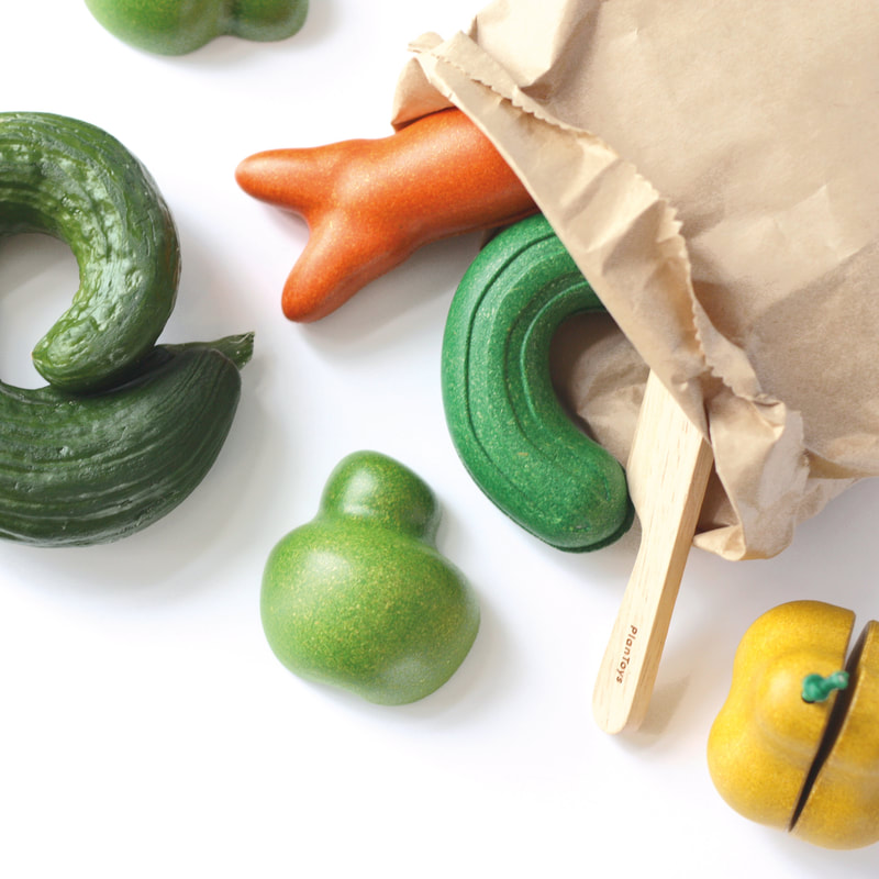 PlanToys Wonky Fruit & Vegetables Junior Design Awards 2019