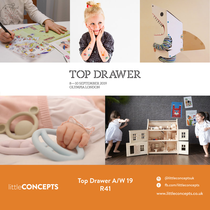 littleCONCEPTS Top Drawer Autumn 2019 London Olympia
