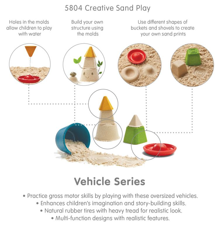 littleCONCEPTS are proud distributor of PlanToys